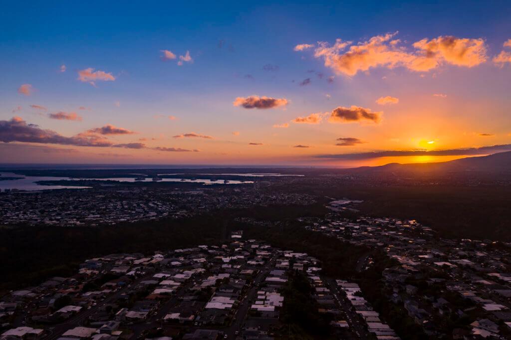 Drone Flying in Hawaii