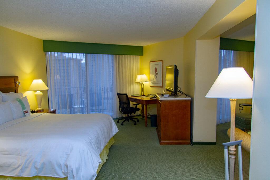 My First Marriott Suite Night Award Redemption