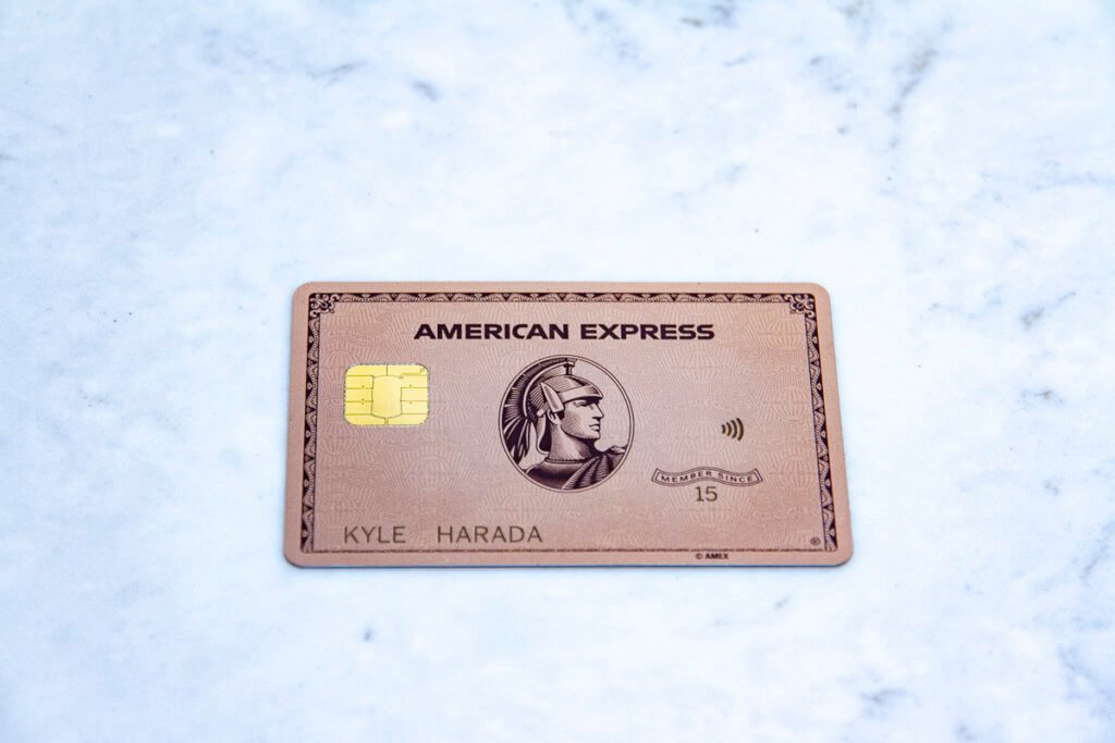 Apply for the Amex Gold Card NOW