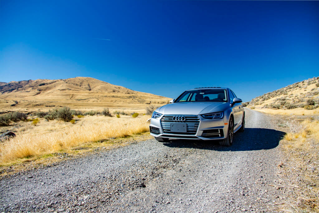 The Audi Q7 Joins the Silvercar Fleet