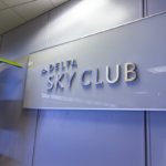 Review: Delta Sky Club Salt Lake City