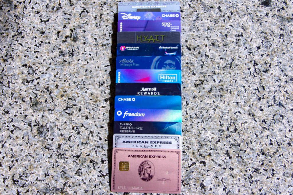 My 2019 Credit Card Strategy