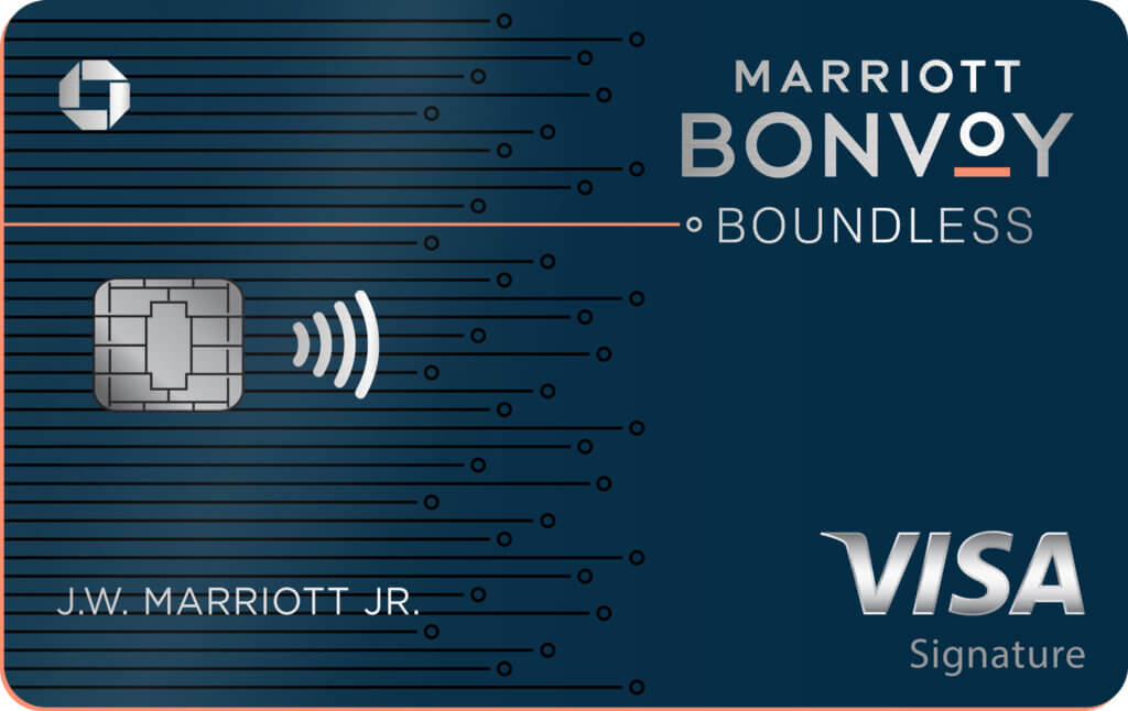Here Are the New Marriott Bonvoy Credit Cards