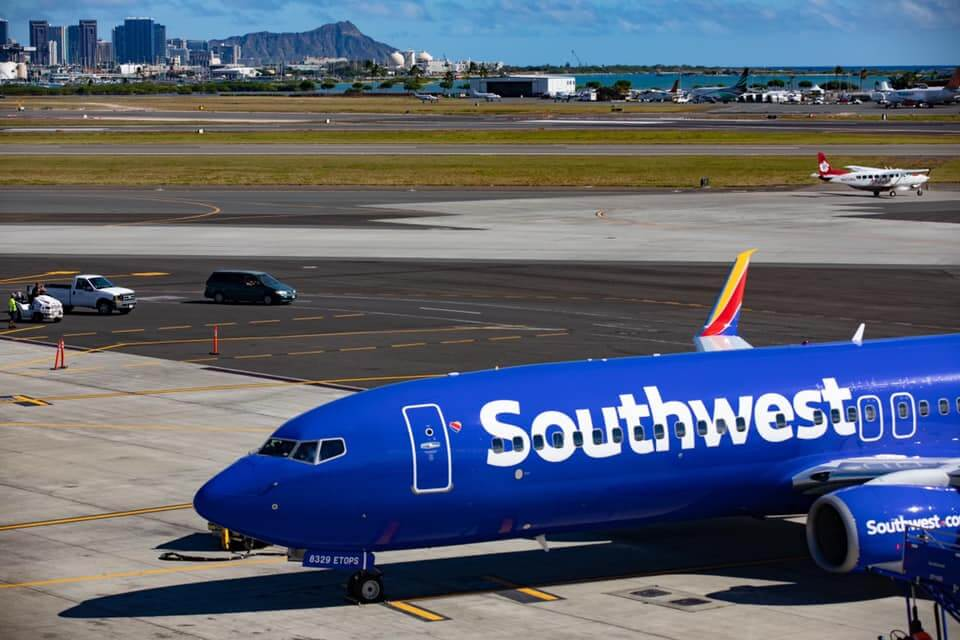 Southwest Airlines Receives ETOPS Certification