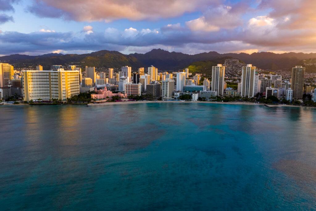 Marriott Rewards 2019 Category Changes in Hawaii