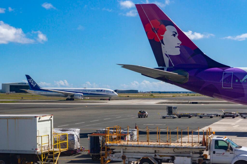 Hawaiian Seeks Three More Flights to Haneda