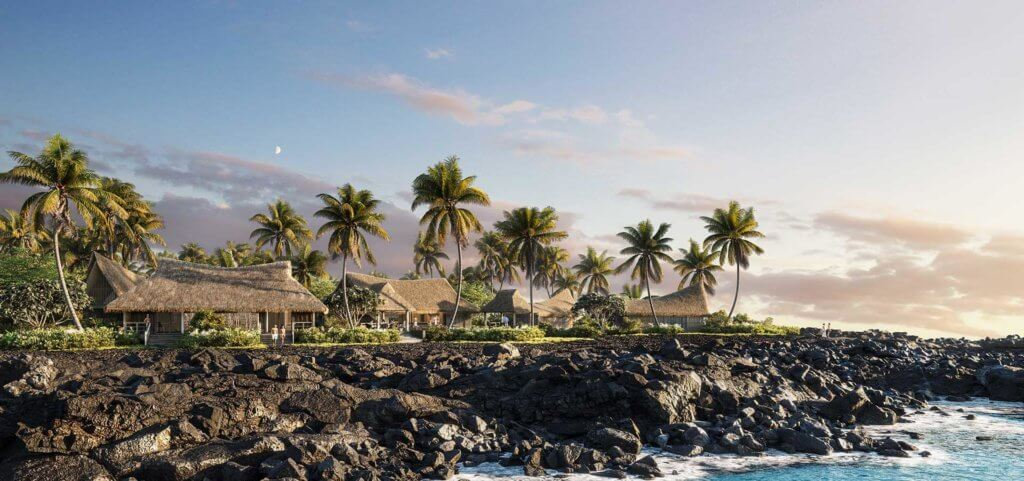 The Kona Village Resort is Reopening in 2022