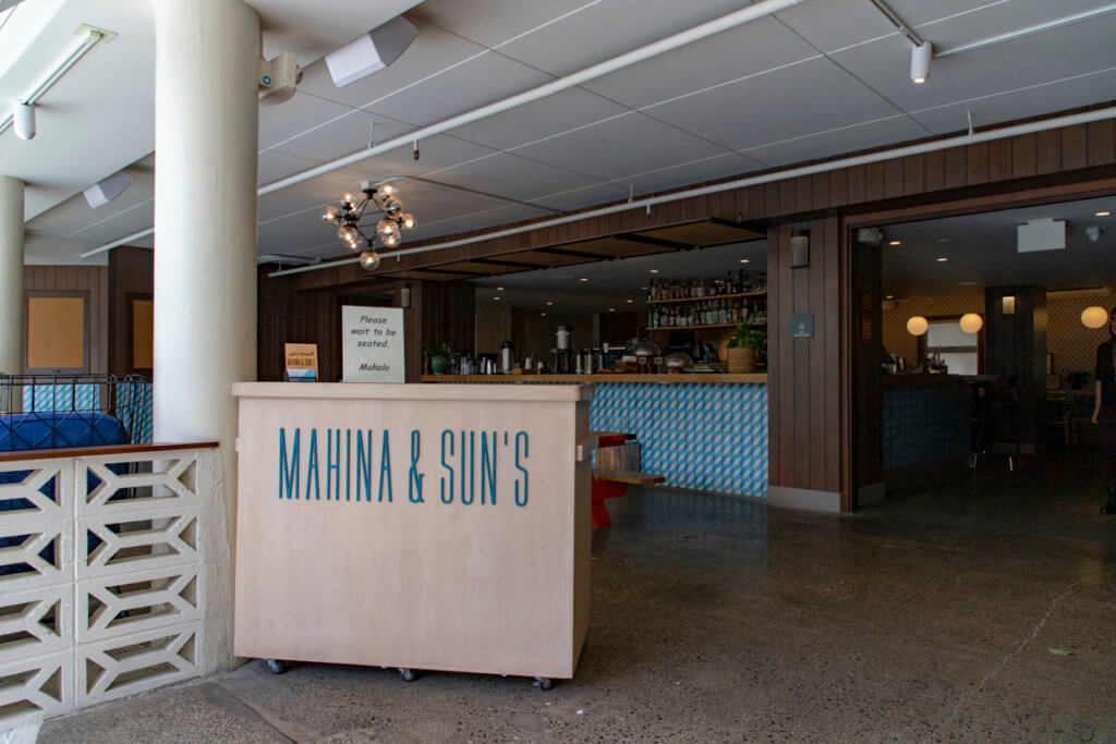 Mahina and Suns Brunch