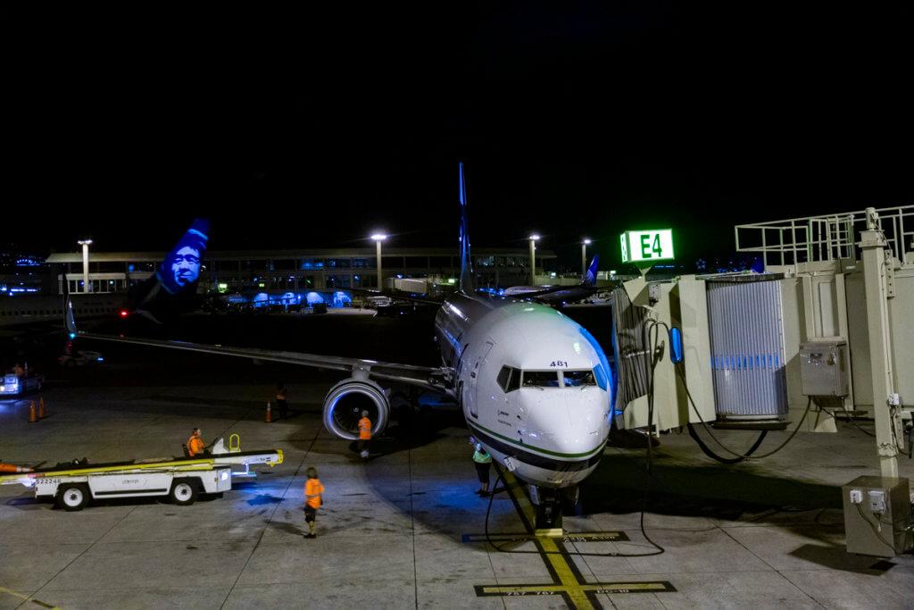 Alaska Airlines 710