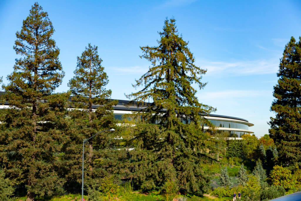 Visiting the Apple Park and Apple Campus