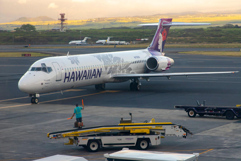 My Arduous Journey Home with Hawaiian Air