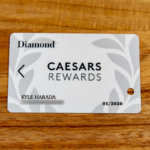 How to do a Caesars Rewards Status Match