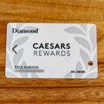 How to do a Caesars Rewards Status Match