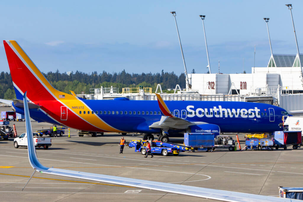 No Los Angeles-Hawaii Flights for Southwest