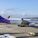 Hawaiian Received an Additional Haneda Slot