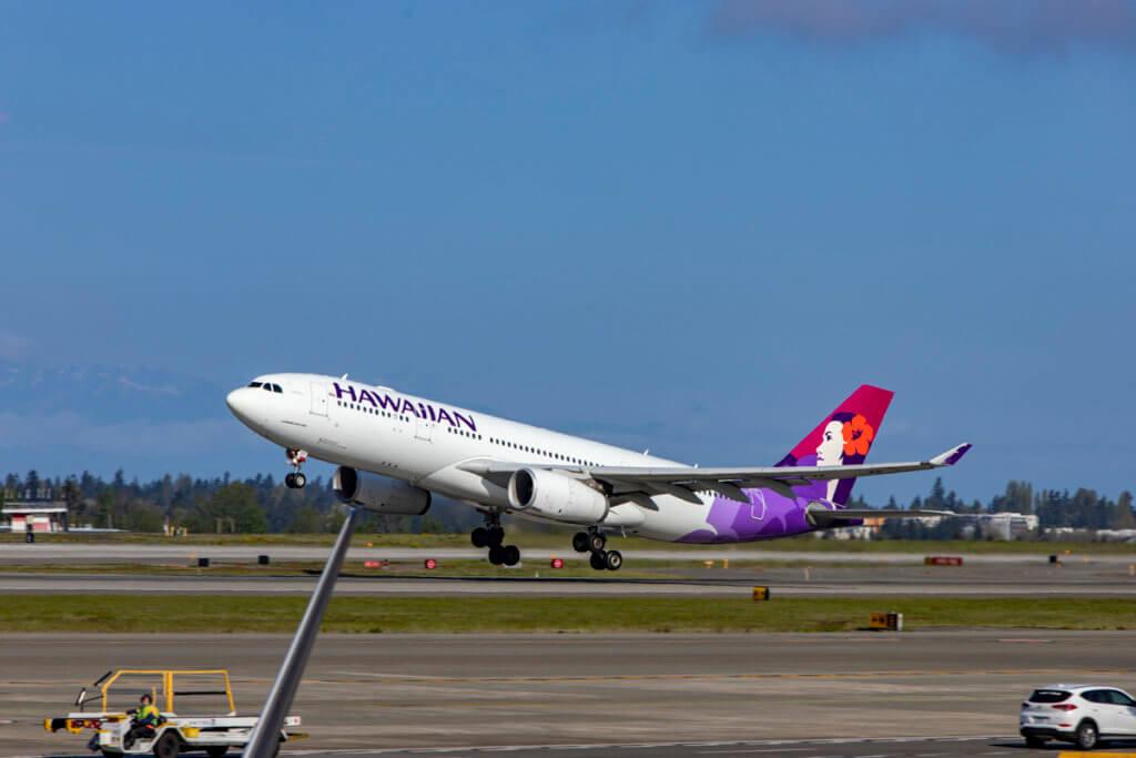 Hawaiian Air Planning to Revive Fukuoka Service