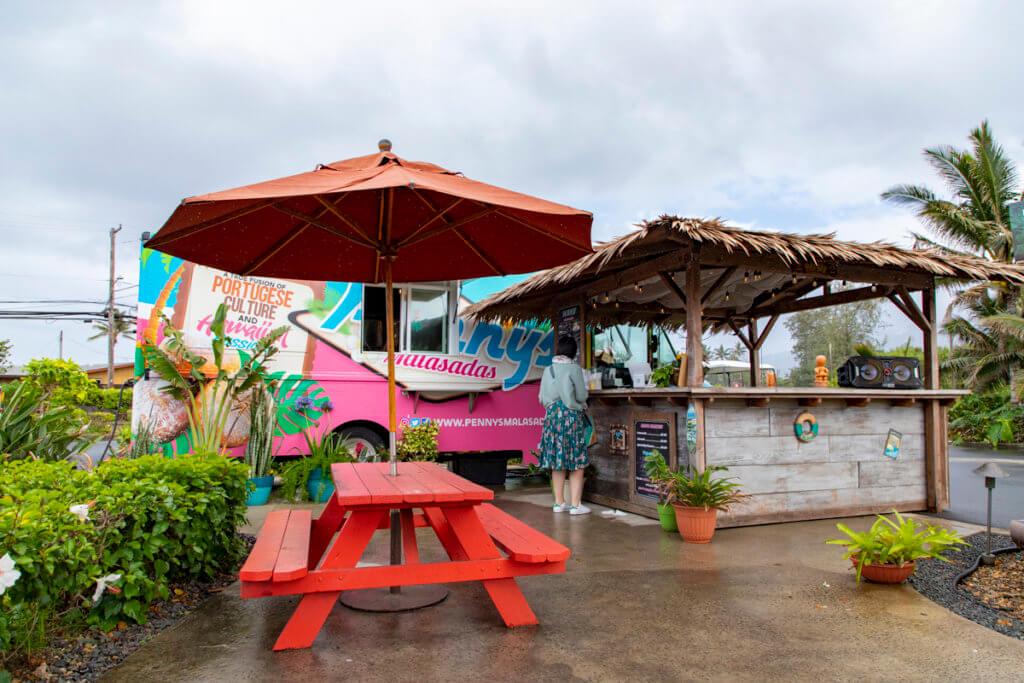 Penny Malasadas at Hukilau Marketplace