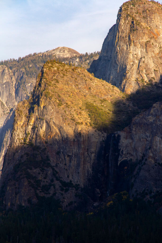 A Brief Visit to Yosemite National Park