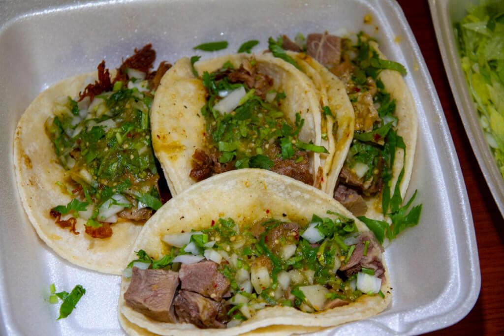 What I Ate in Merced