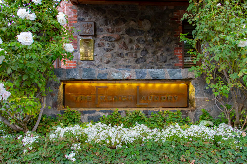 The French Laundry Experience