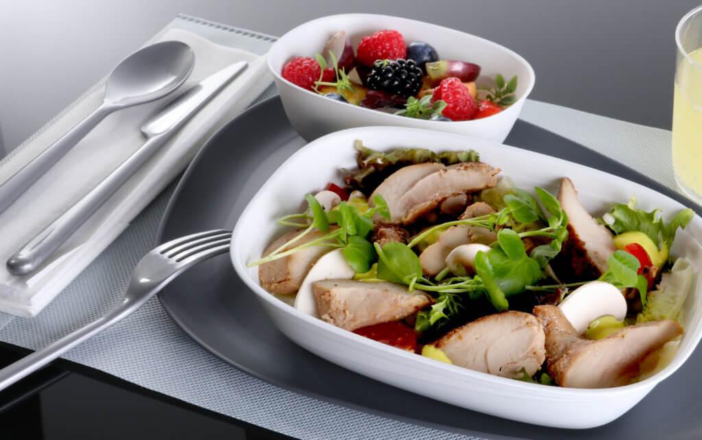 Delta's New Economy Meals