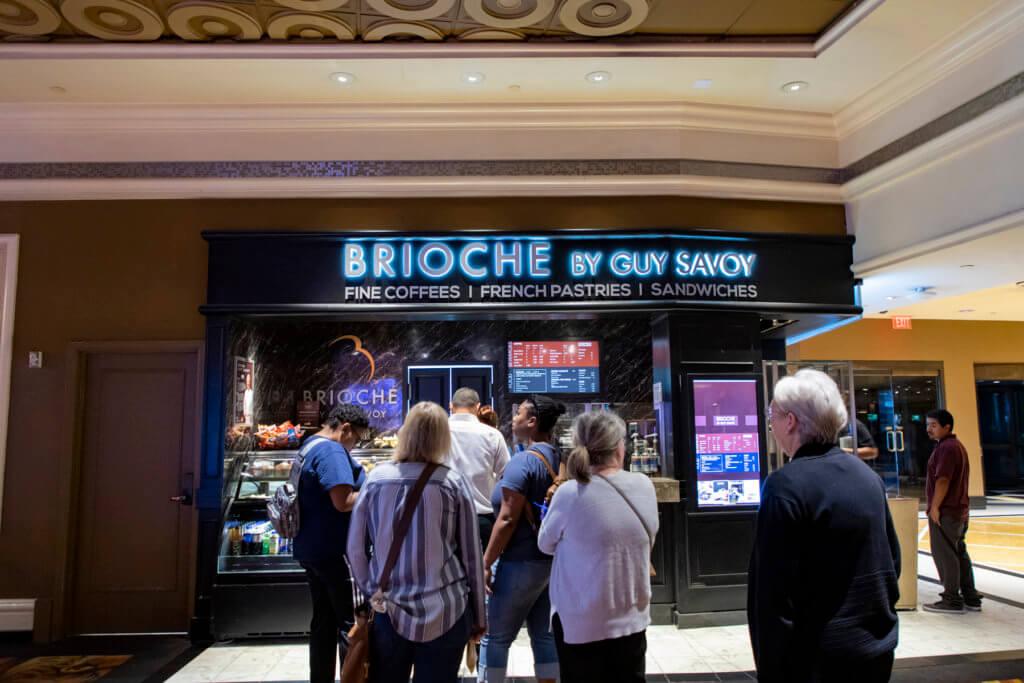 Brioche by Guy Savoy