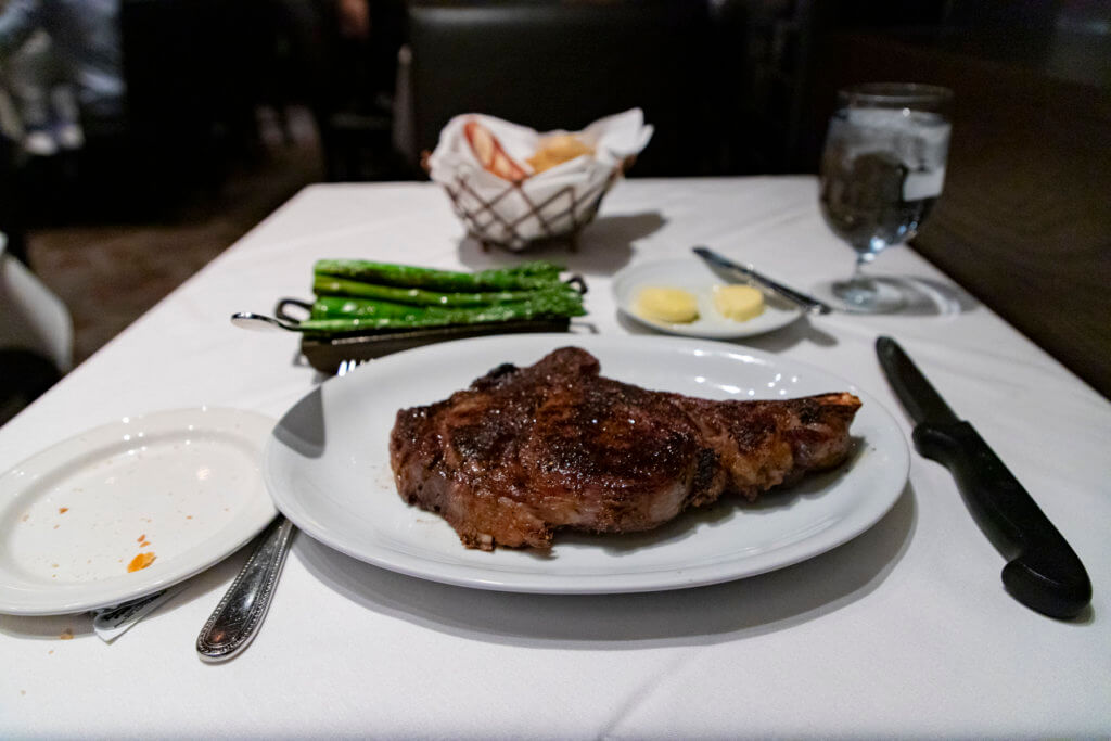 Old Homestead Steakhouse at Caesars Palace