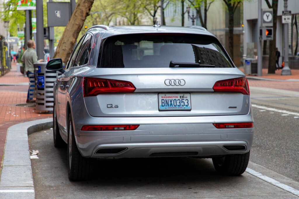 Silvercar Seattle 2019 Audi Q5 Review