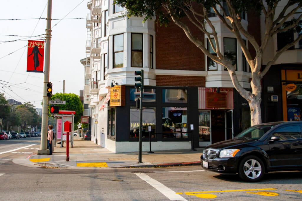 Seasonal Flavors at Salt and Straw San Francisco