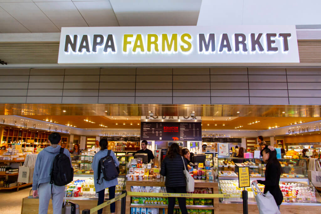 Napa Farms Market