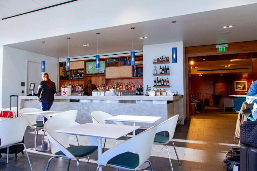 The Centurion Lounge Seattle