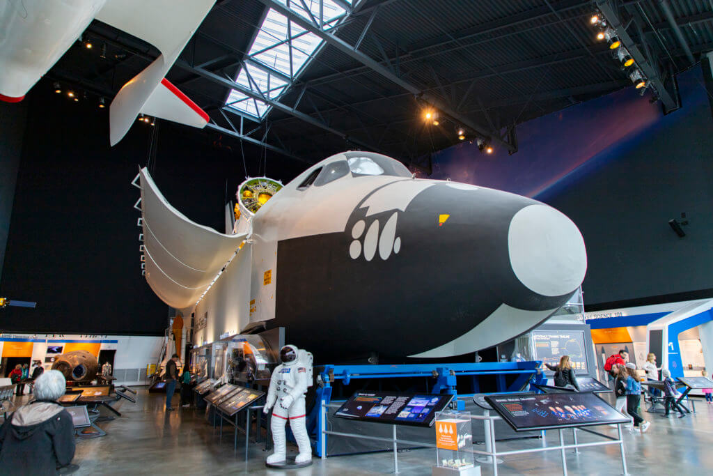 Revisiting the Museum of Flight Seattle