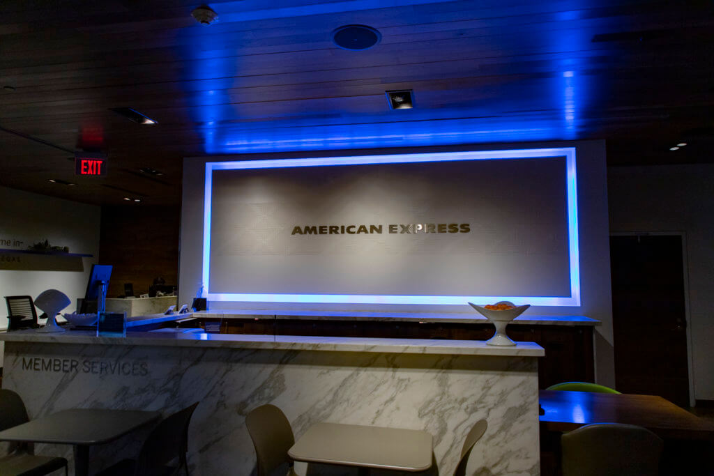 So This is How Amex Fixes Crowding Issues