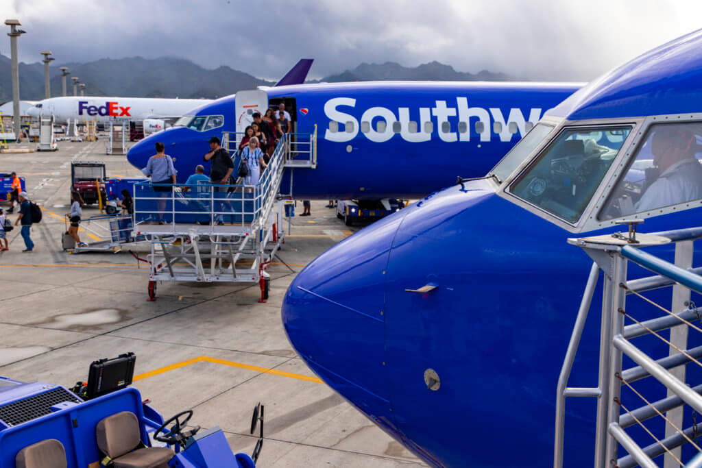 Southwest Accelerates Lihue Plans