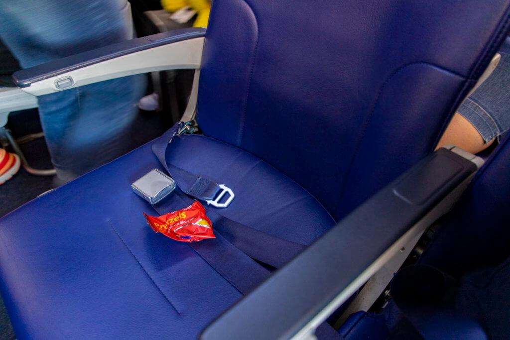 Southwest Airlines 1503 Honolulu - Kona