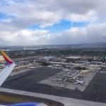 Southwest Airlines 1503 Honolulu – Kona