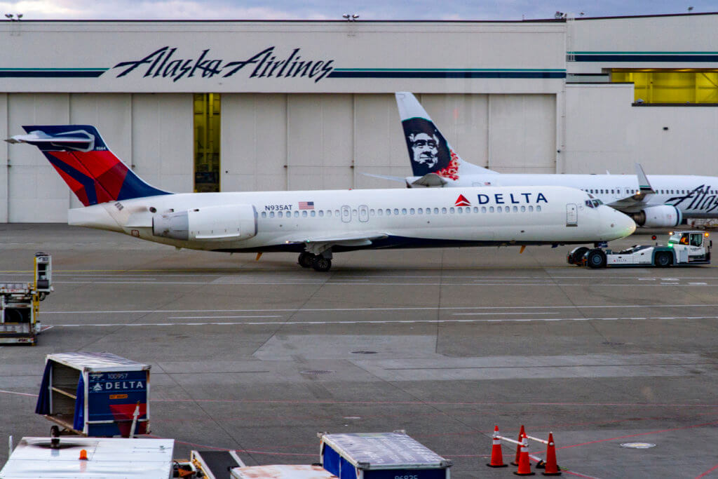 Delta Decides to Keep Their Boeing 717s