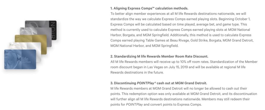 MGM Resorts is Making Big Changes