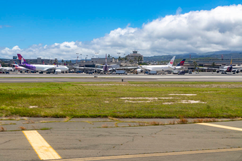 Hawaii Airports Receive Low Satisfaction Scores