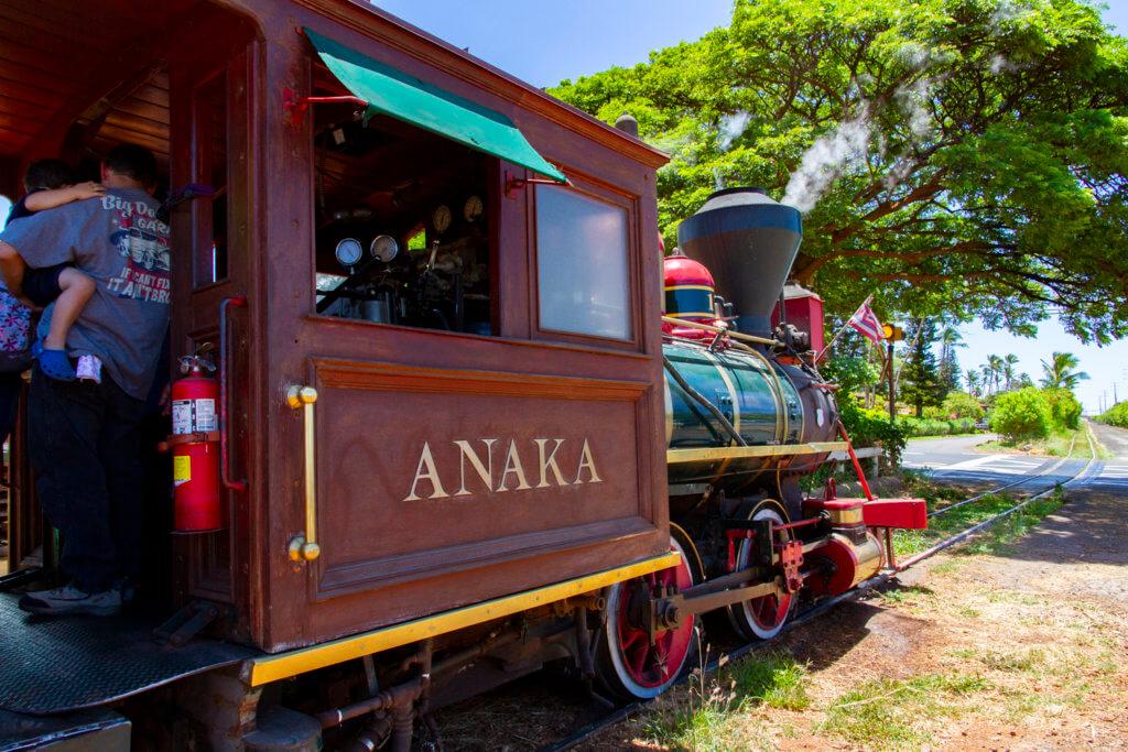 Maui Sugar Cane Train Holiday Express 2019