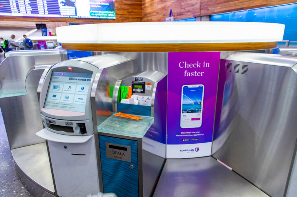 Hawaiian Airlines Check-In Lobby Renovations - Jeffsetter Travel