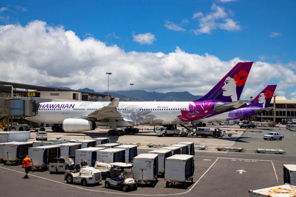 Hawaiian Air Flight Attendants Authorized a Strike