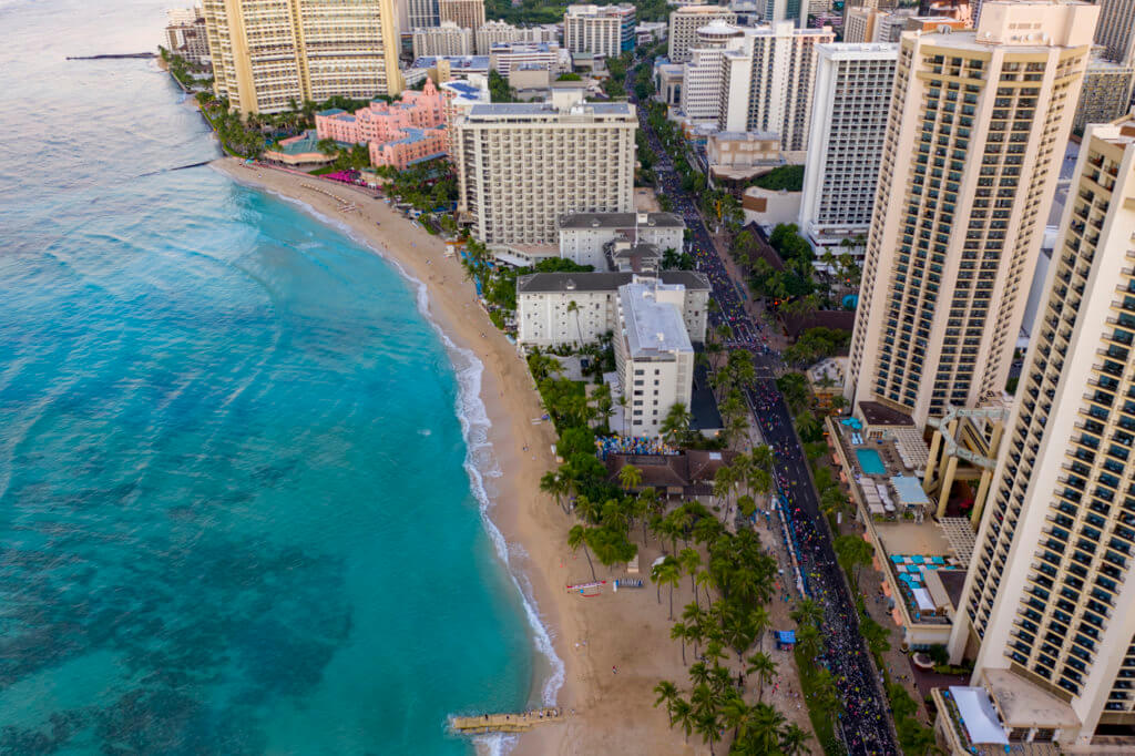 2019 Honolulu Marathon Staycation