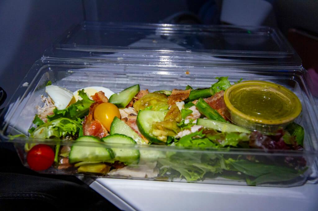 2019 In-Flight Food Nutrition Ratings