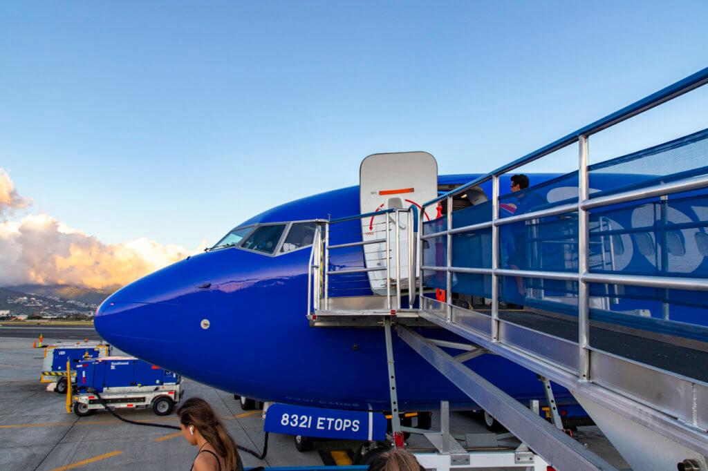 Southwest Flight 1470