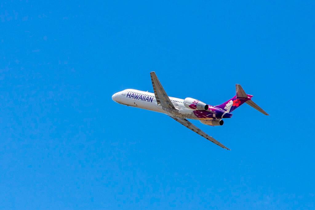 Intra-Hawaii Flight Pricing Observations