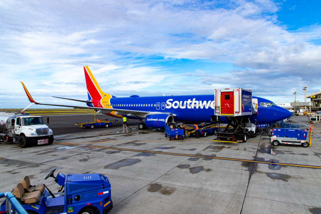Southwest Allegedly Received Special Treatment