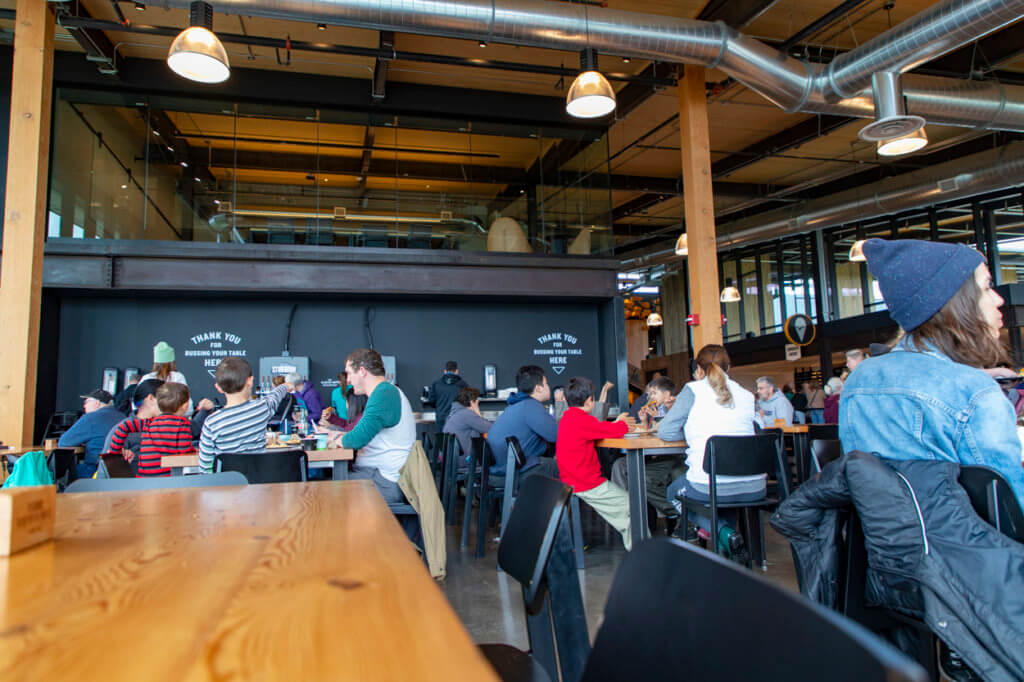Revisiting the Tillamook Creamery