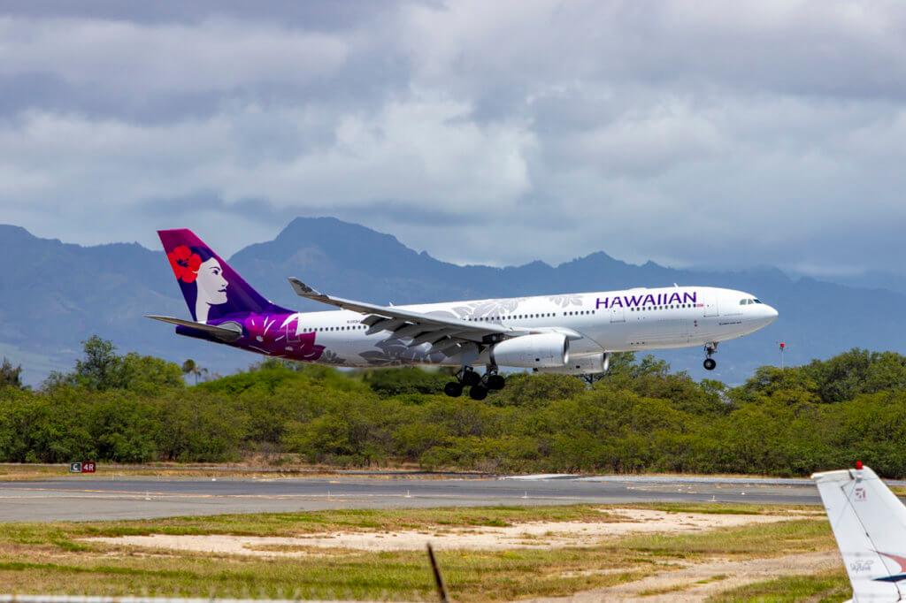 Hawaiian Suspends Flights Amid COVID-19 Concerns