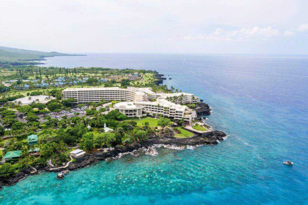 Sheraton Keahou Resort is Leaving Marriott